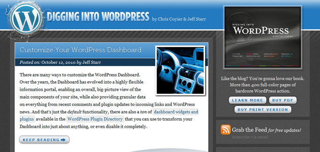 FREE DIGGING INTO WORDPRESS DOWNLOAD